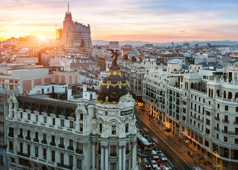 Kairosseando por Madrid