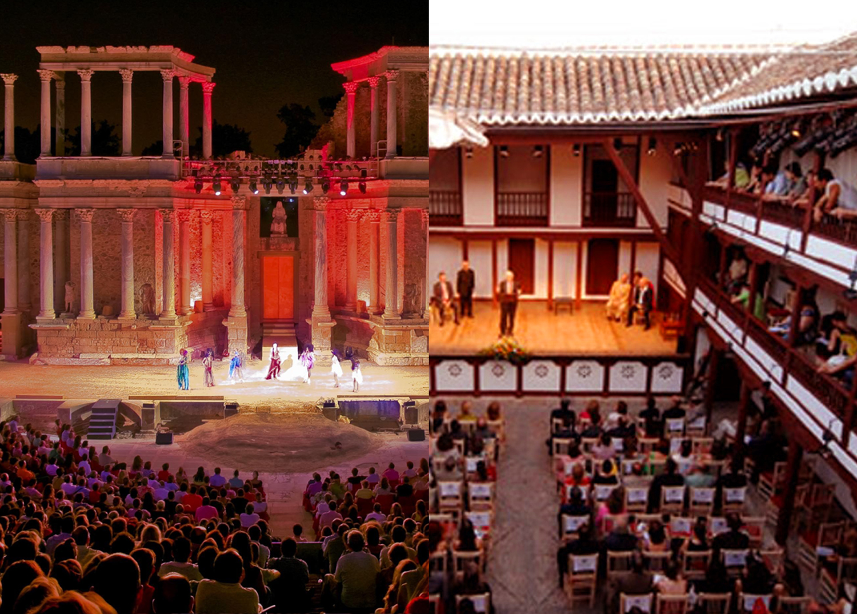 Mérida y Almagro